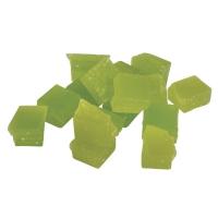 Wachswürfel immergrün