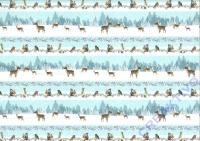 Motiv-Fotokarton 300g/qm 49,5x68cm Wintertraum Motiv 02