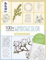 Topp 4260 - Vorlagenmappe Window Color – Blumen
