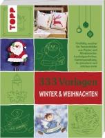 Topp 7814 - 333 Vorlagen Winter & Weihnachten