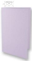 25 Karten A6 210x148mm 220g lavendel (Restbestand)