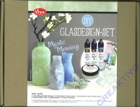 Glasdesign-Set Mystic Morning