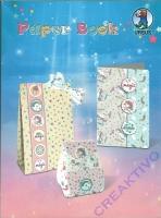 Paper Book Einhorn