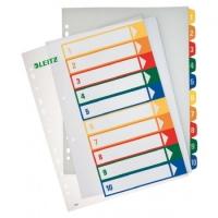 Leitz Plastikregister bedruckbar