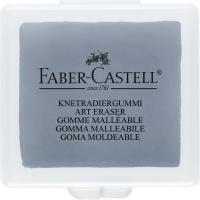 Knetradiergummi Art Eraser grau