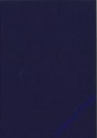 Bastelfilz Bogen 20x30 150g/m² tintenblau