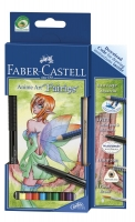 Art Grip Aquarelle Anime Art Fairies