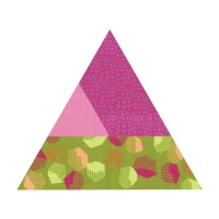 Sizzix Bigz L Die - Varied Triangle