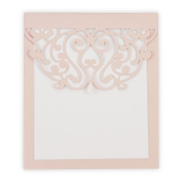 Sizzix Thinlits Die - Moroccan Card Edge