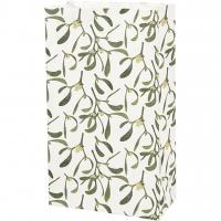 Papiertüten für Tütenstern 8 Stück Mispel