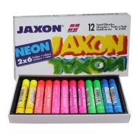 Jaxon 12 Pastell-Ölkreiden Neon