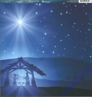 Christmas Eve Double-Sided Cardstock 12X12 - Holy Night