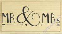 Stempel Mr&Mrs