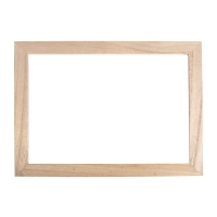 Holz-Rahmen mit Acrylglas 30x21x0,7cm