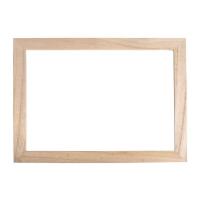 Holz-Rahmen mit Acrylglas 35x26x0,7cm