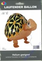 Laufender Ballon Schildkröte