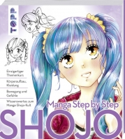 Topp 8332 - Manga Step by Step Shojo