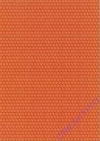 Fotokarton Modellbau - Motiv 02 Holzschindel rot