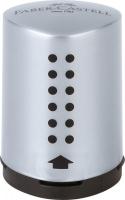 Einfachspitzdose GRIP2001 silber