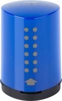Einfachspitzdose GRIP2001 rot / blau