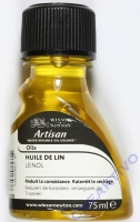 Artisan water mixable linseed oil - Leinöl