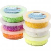 Foam Clay®, Sortiment, sortierte Farben, Ostern, 6x14 g