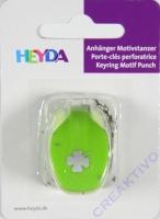 Heyda Mini-Stanzer Kleblatt