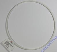 Metallring beschichtet weiß 18cm
