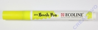 Talens Ecoline Brush Pen zitronengelb