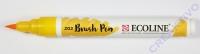 Talens Ecoline Brush Pen dunkelgelb