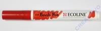Talens Ecoline Brush Pen scharlach