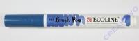 Talens Ecoline Brush Pen preussisch blau