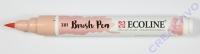 Talens Ecoline Brush Pen pastellrot