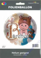Folienballon Bärchen