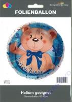 Folienballon Bär Junge