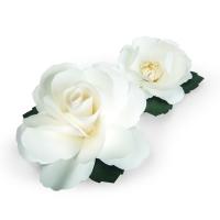 Sizzix Framelits Die Set 4PK - Large Rose
