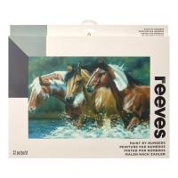 Malen nach Zahlen - Pferde