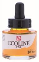 Ecoline 30ml dunkelgelb