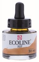Ecoline 30ml gelb ocker