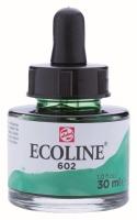 Ecoline 30ml dunkelgrün