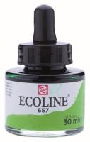 Ecoline 30ml bronzegrün