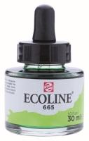 Ecoline 30ml frühlingsgrün