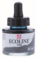 Ecoline 30ml dunkelgrau