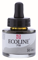 Ecoline 30ml warmgrau