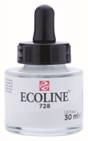 Ecoline 30ml warmgrau hell