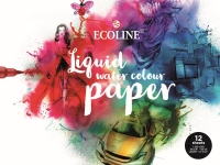 Talens coline Liquid water colour paper