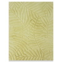 Sizzix Textured Impressions Embossing Folder - Tropical Leaf