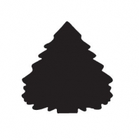 Hebel-Motivstanzer klein Weihnachtsbaum