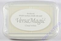 Versa Magic Chalk- Stempelkissen Größe L weiß