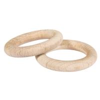 Rohholz-Ring 7,2cm